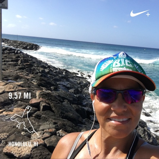 weekend long run